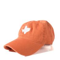 burnt orange texas hat