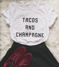 Tacos and Champagne T-Shirt