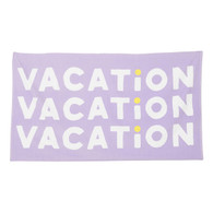 Vacation Beach Towel
