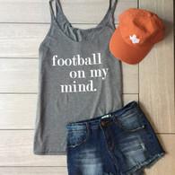 Football on My Mind Tank