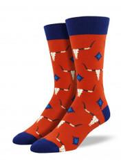 longhorn socks