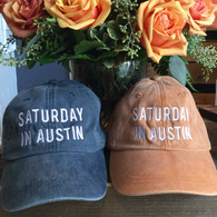 Saturday in Austin Hat
