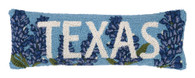 Texas Bluebonnet Pillow
