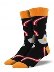Bacon and Eggs Socks