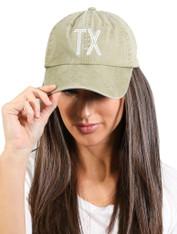 TX hat