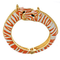 Burnt Orange Bangle