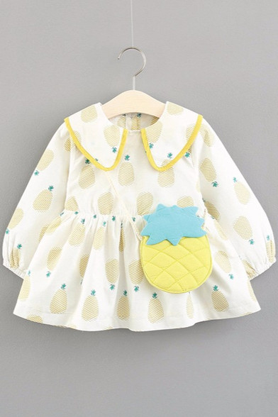 pineapple dress