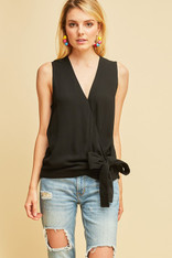 Black Crossover Front Top