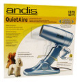 Andis QuietAire Ionic Pet Dryer