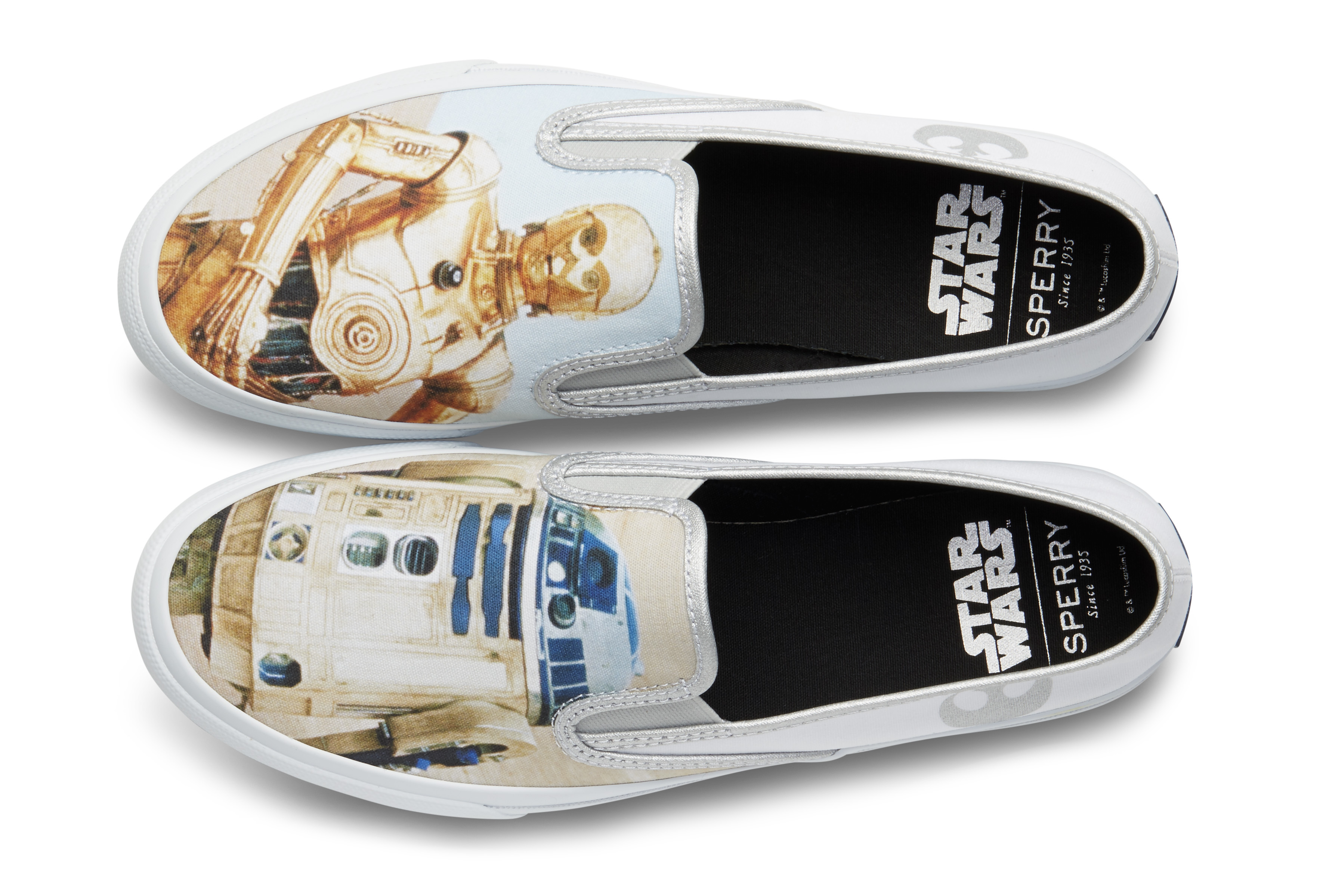 Star Wars x Sperry Cloud S/O Droids