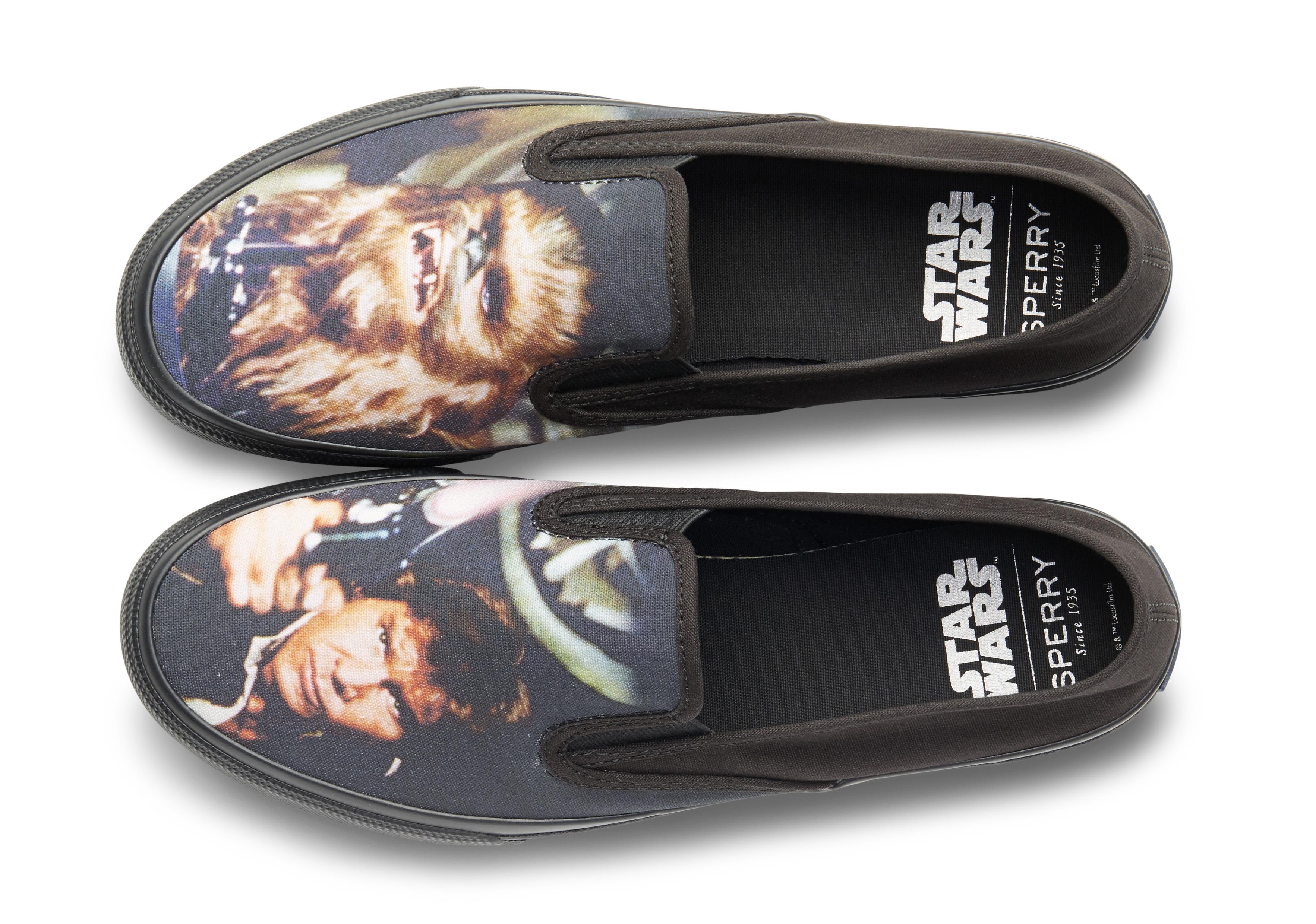 Star Wars x Sperry Cloud S/O Han & Chewie
