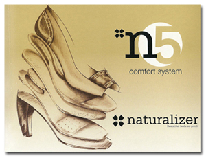 N5 Comfort Shoes