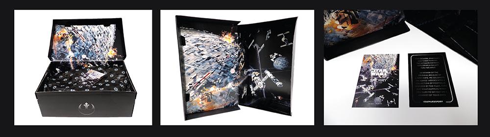 Star Wars x Sperry Box
