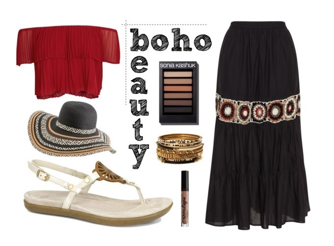 Boho Beauty feat. UGG Ayden in Seagull