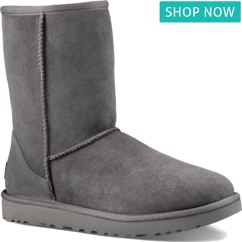 The Most Popular Ugg Classic Mini Ii Grey For Women Sale