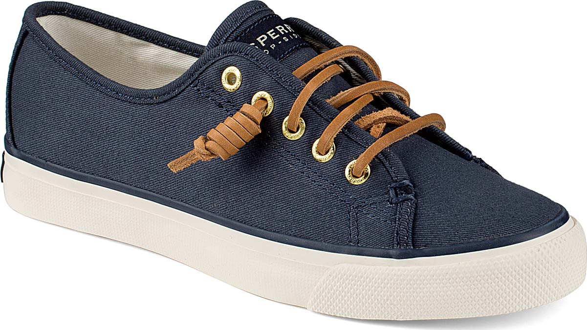 Navy Burnished Canvas
