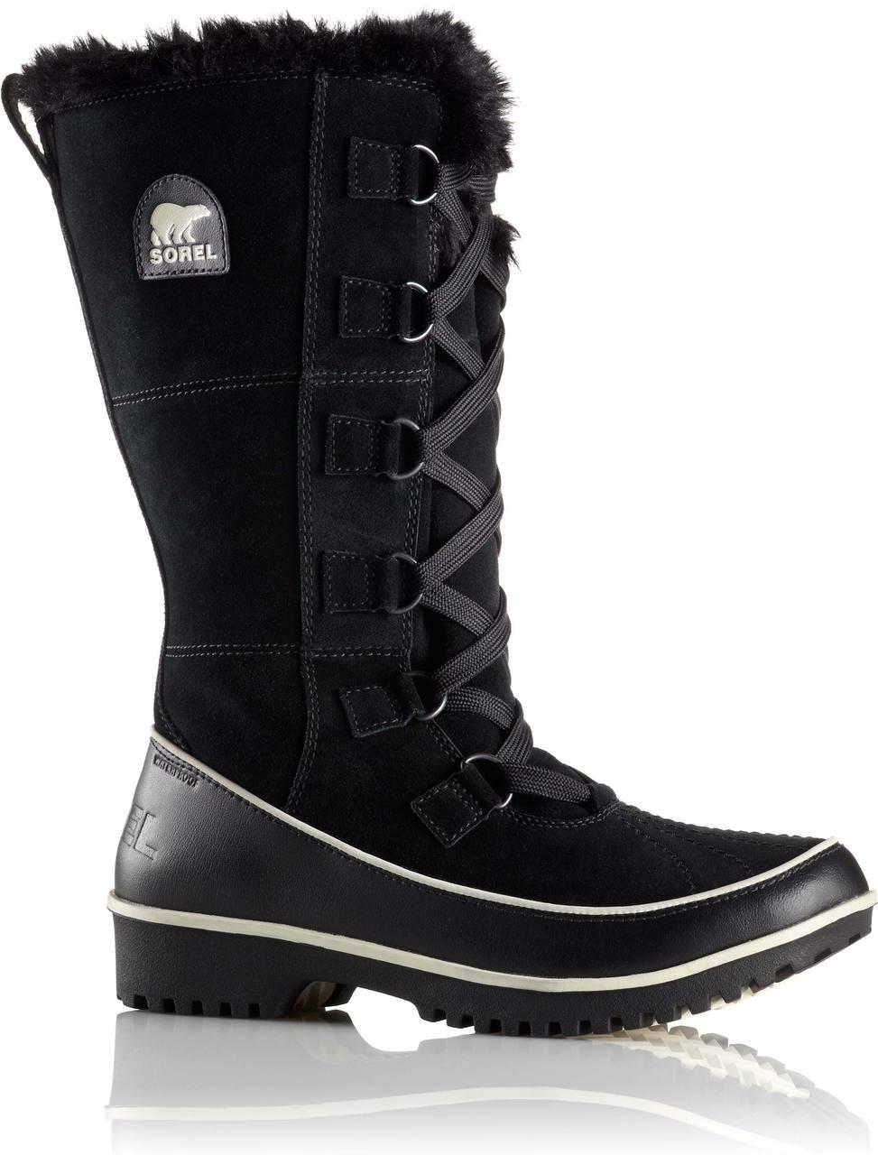 Home · Women's Clearance Shoes · Boots; Sorel Women's Tivoli High II. Black