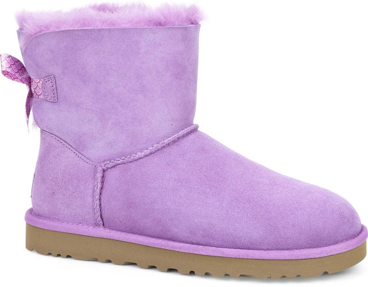 light pink bailey bow uggs womens. Black Bedroom Furniture Sets. Home Design Ideas