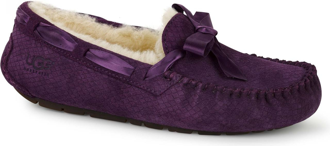 ugg dakota exotic scales slippers
