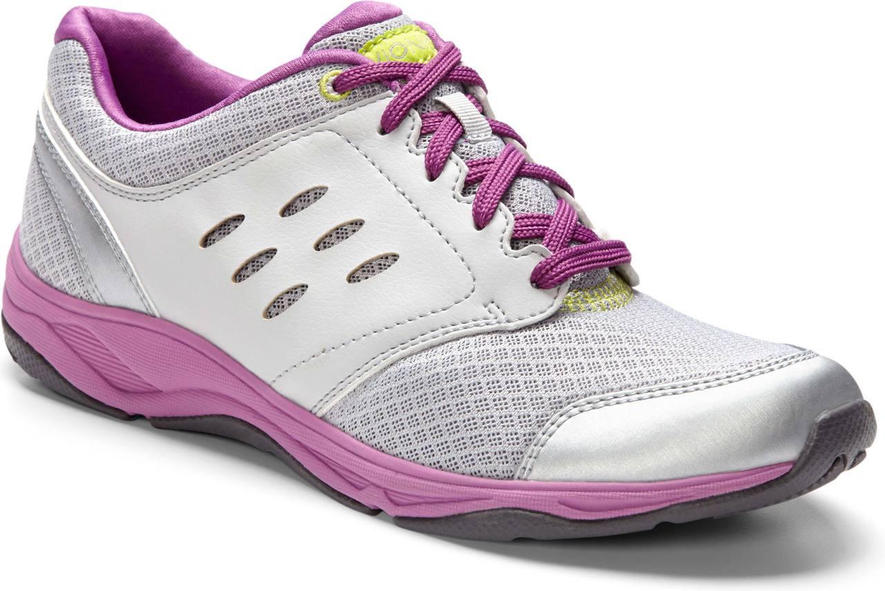 ... Walking Shoes; Vionic Women's Venture. Silver · Silver · White