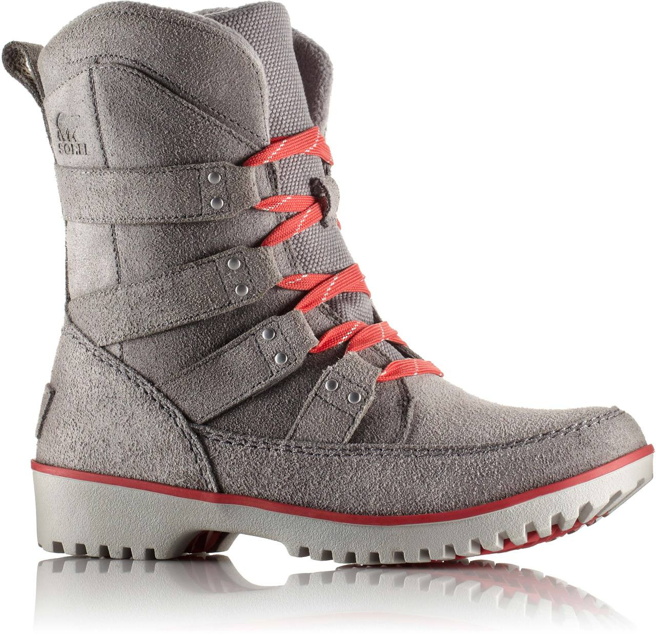Home women s clearance shoes boots sorel women s meadow lace