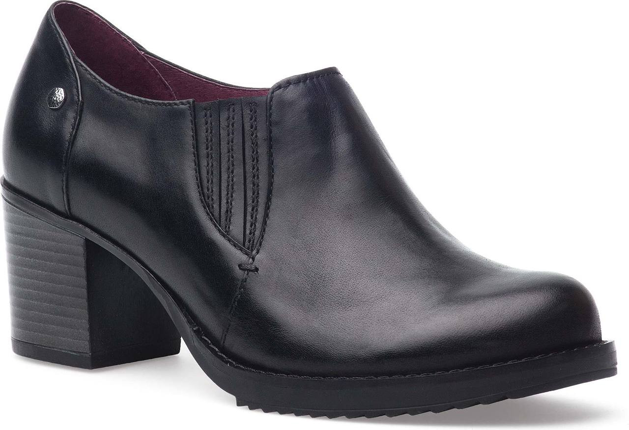 Dansko Womens Black Boots Adrienne Antiqued Calf