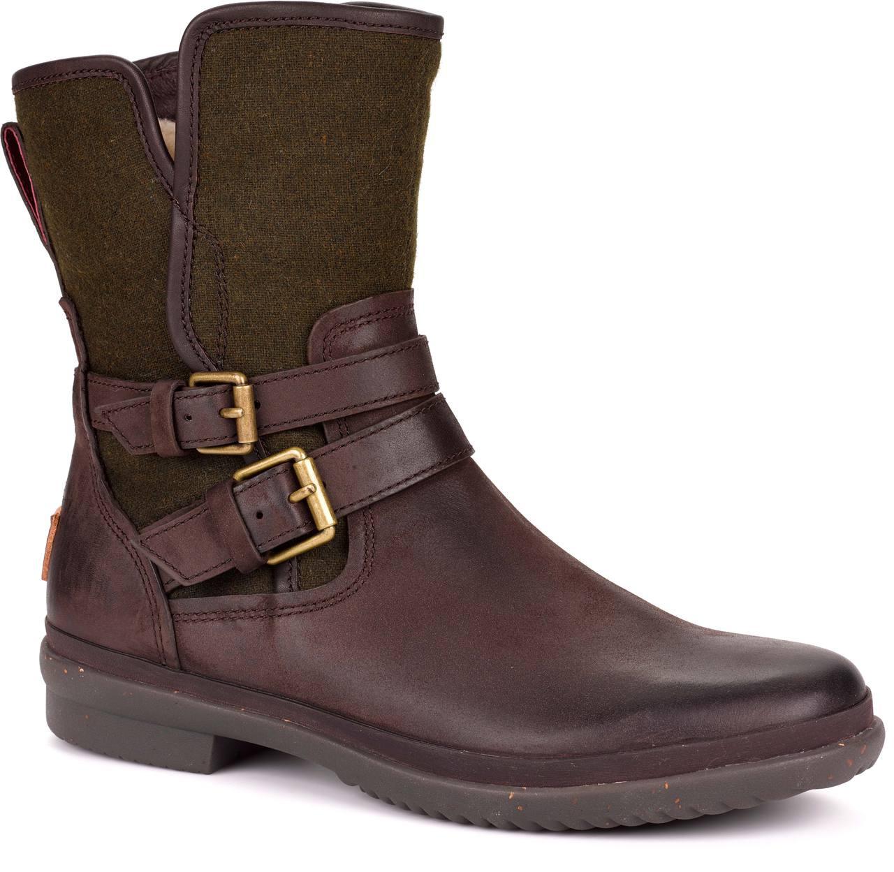 Stout Leather/Textile