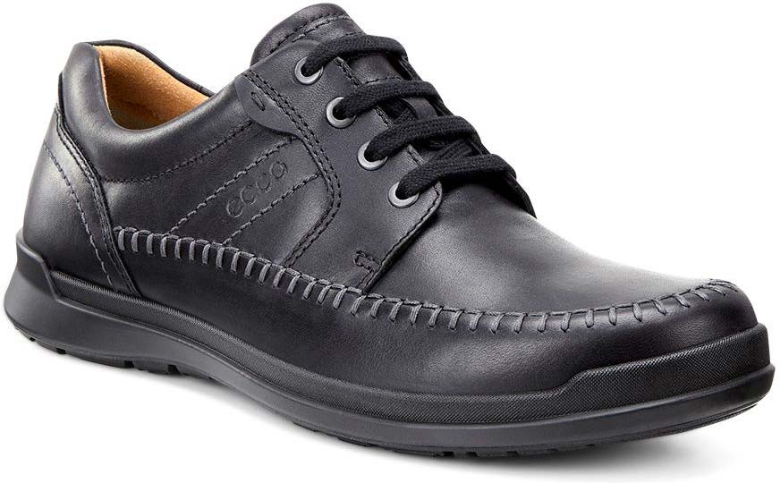 ... Casual Shoes · Sneakers; ECCO Men's Howell Moc Tie. Black