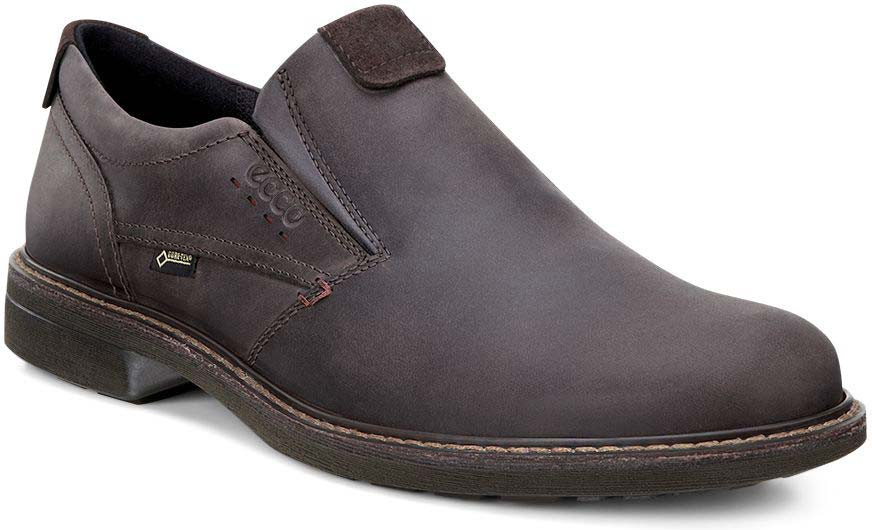 ... Loafers; ECCO Men's Turn GTX Slip On. Mocha