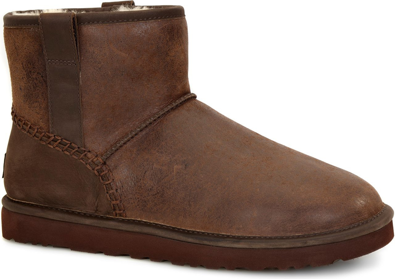 ... Casual Boots; UGG Australia Men's Classic Mini Stitch. Stout