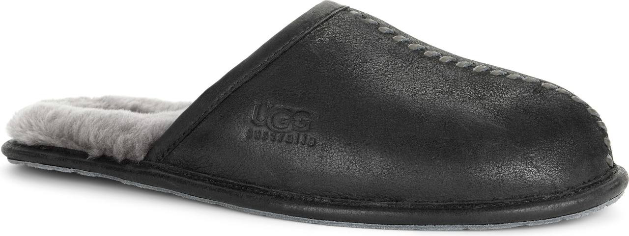 UGG SCUFF - Slippers - black CO0cEH