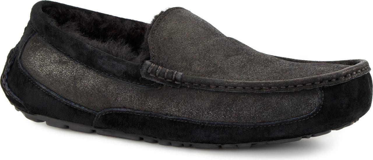 ugg ascot bomber slippers