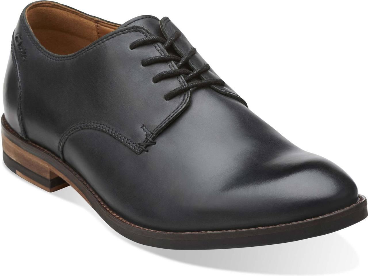 ... Dress Shoes · Oxfords; Clarks Men's Exton Walk. Black Leather