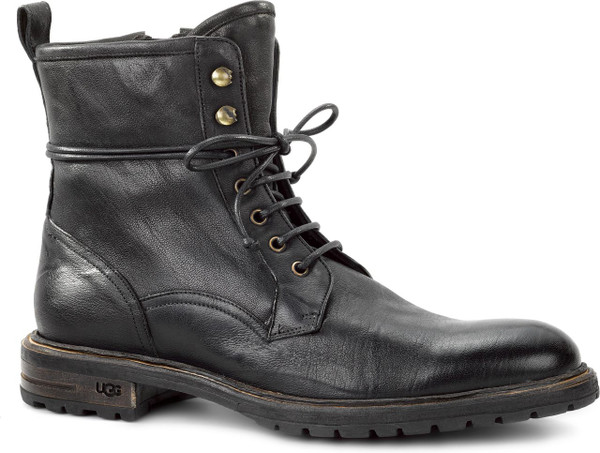 UGG Australia Mens Lucca  FREE Shipping  FREE Returns  Ankle Boots Dress Boots
