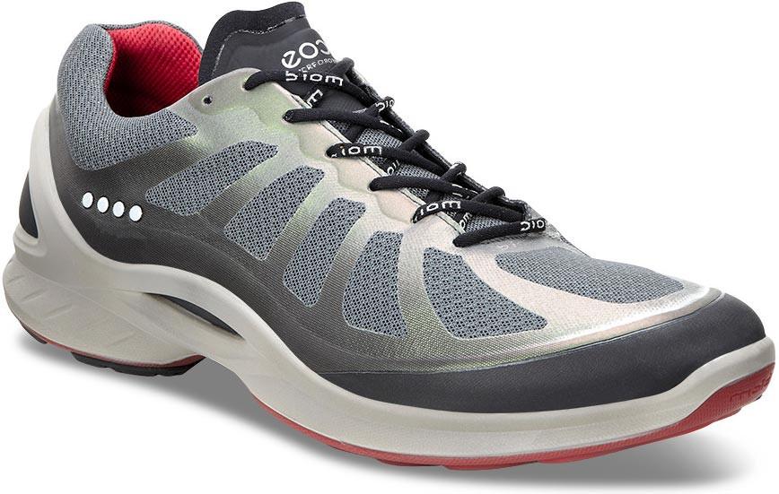 Cool ECCO BIOM Fjuel Racer - Black/Dark Shadow Walking Shoes