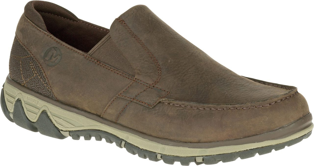... Casual Shoes · Slip-On Shoes; Merrell Men's All Out Blazer Moc. Clay