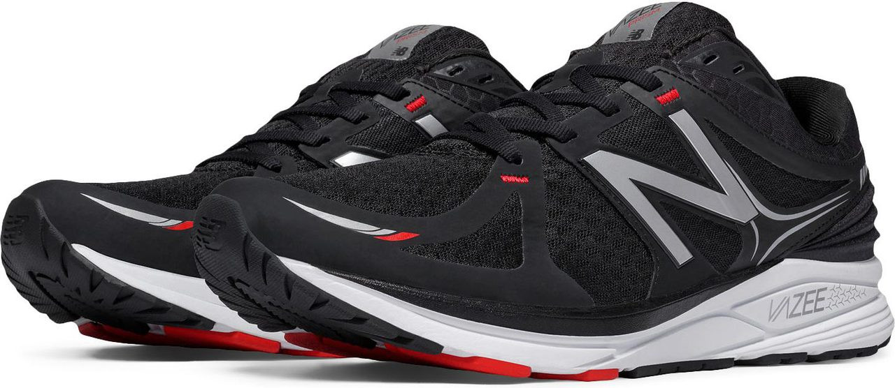... Running Shoes; New Balance Men's Vazee Prism. Black with White