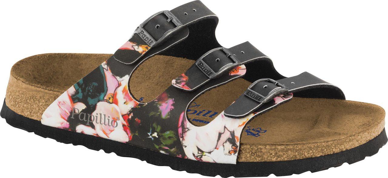 birkenstock women's papillio florida soft footbed - free shipping