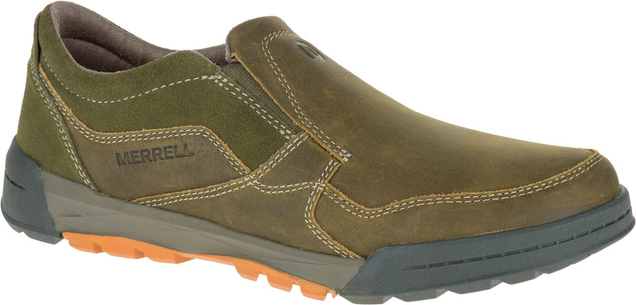 Merrell Berner Moc Shoe Men S