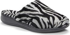 Dark Grey Zebra