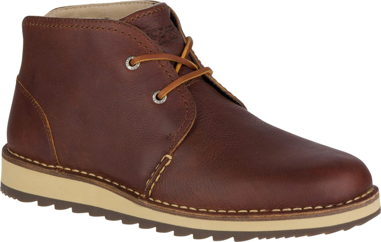 Luxury Sperry Top-Sideru00ae For J.Crew Authentic Original Leather Chukka Boots  | J.Crew
