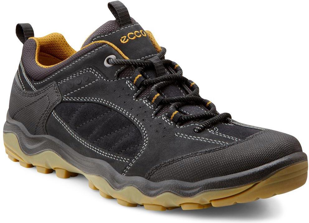 ... Hiking Shoes; ECCO Men's Ulterra Lo GTX. Black/Dried Tobacco