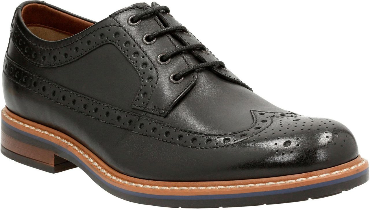 clarks s melshire wing free shipping free returns