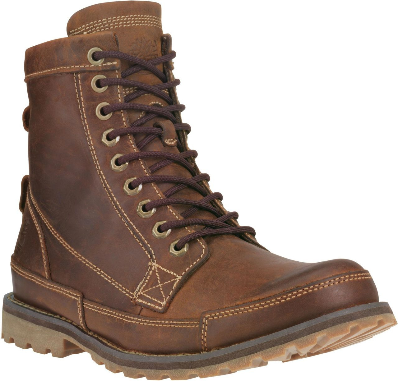Men's Timberland Earthkeepers Original 6'' Boots Red Brown T57v8104