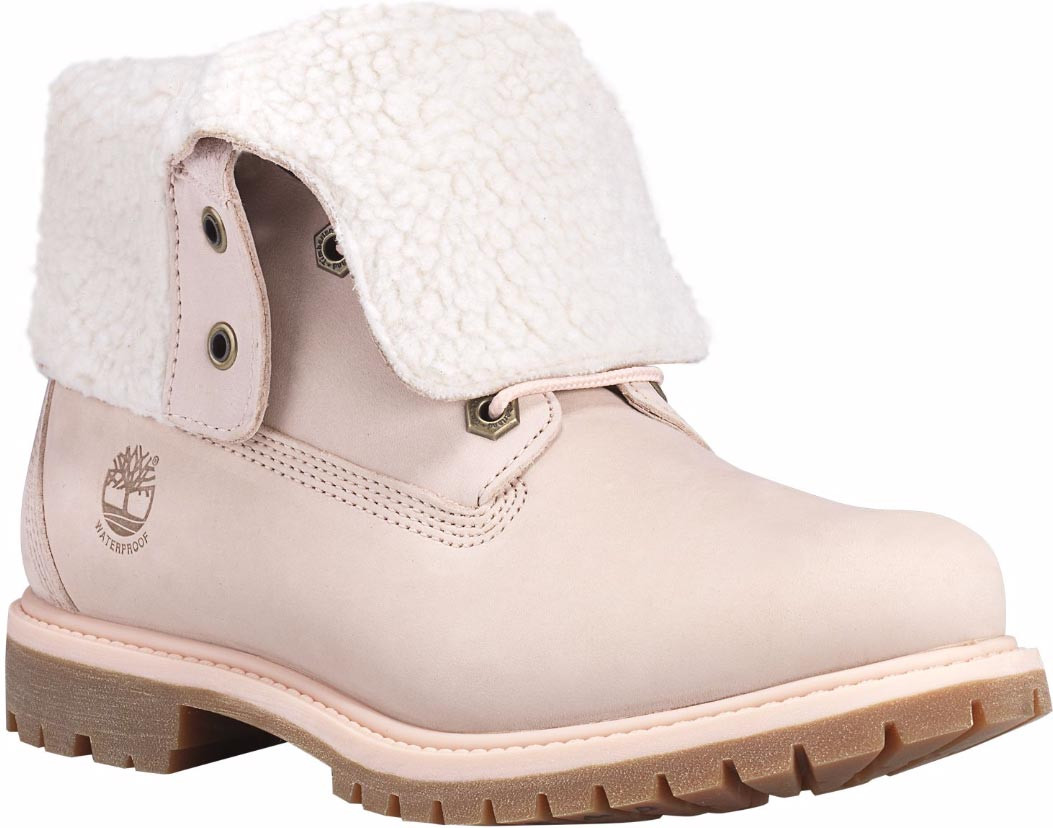 Light Pink Nubuck