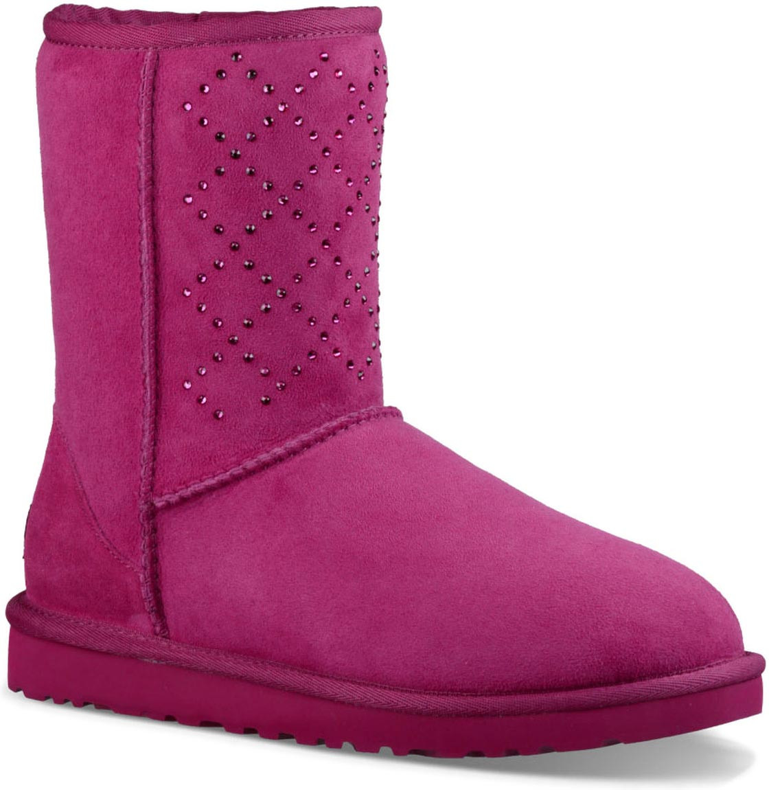 ... Boots; UGG Women's Classic Short Crystal Diamond. Black · Black ·  Freshwater Pearl · Lonely Hearts ...