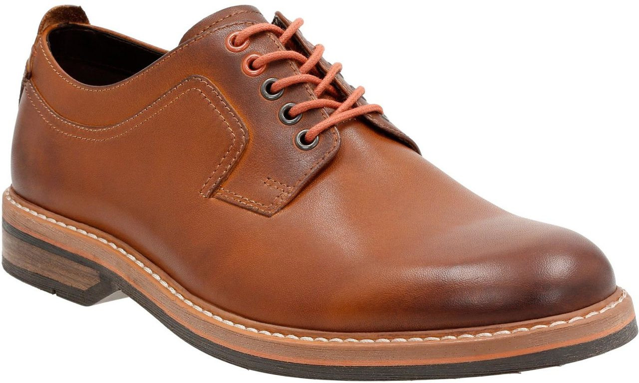 Clarks PITNEY WALK Brown Men