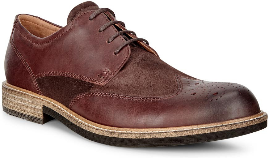 ecco mens brogues