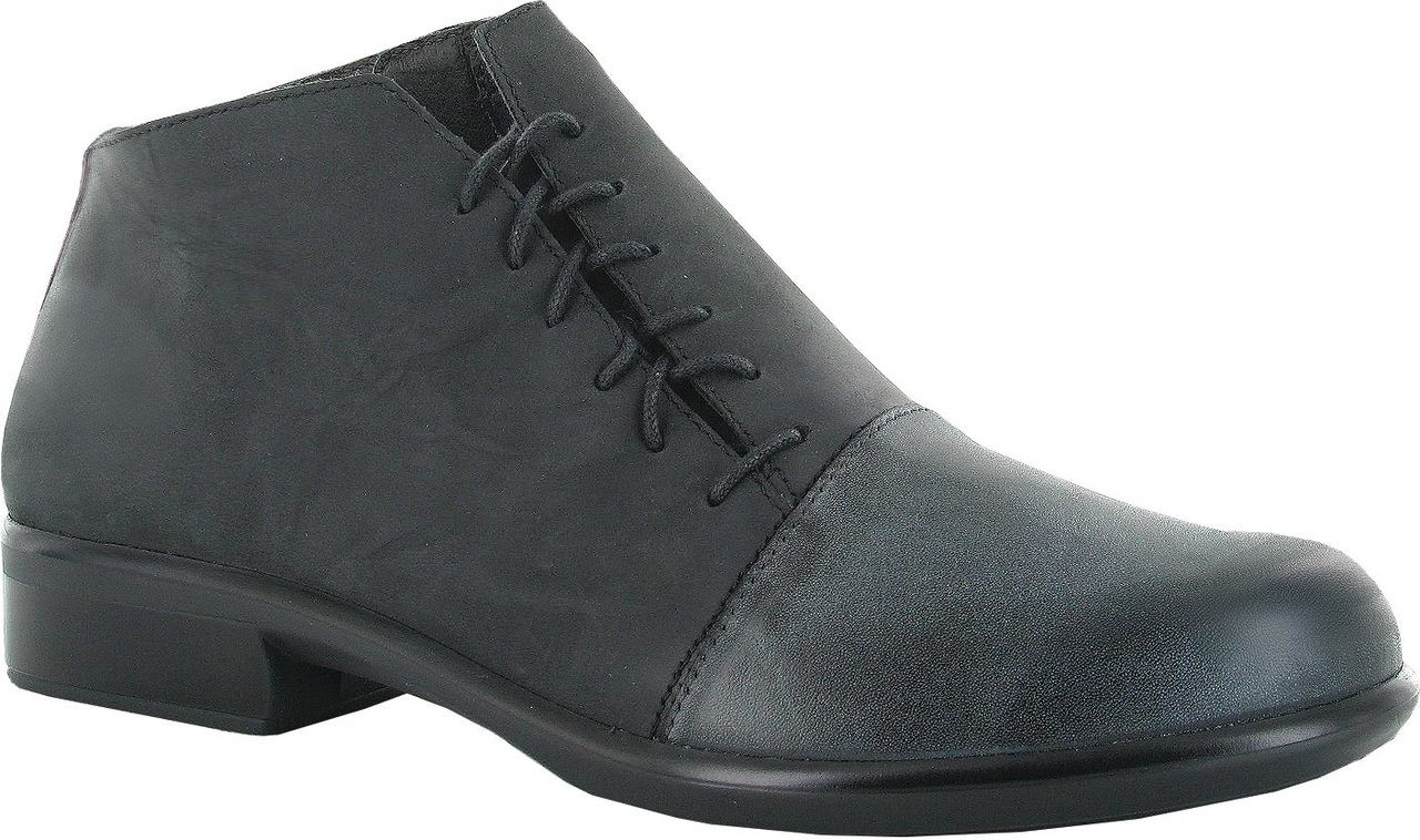 Vintage Ash/Oily Coal Nubuck/Black