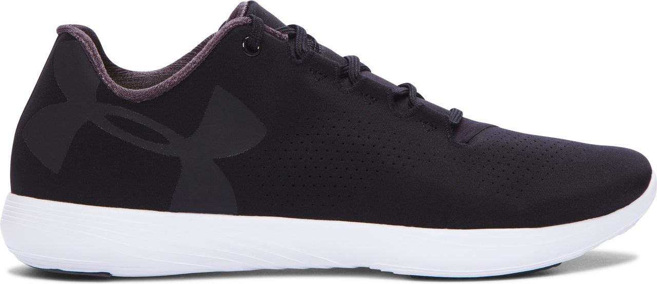 ... Sneakers & Athletic; Under Armour Women's UA Street Precision Low. Black /White
